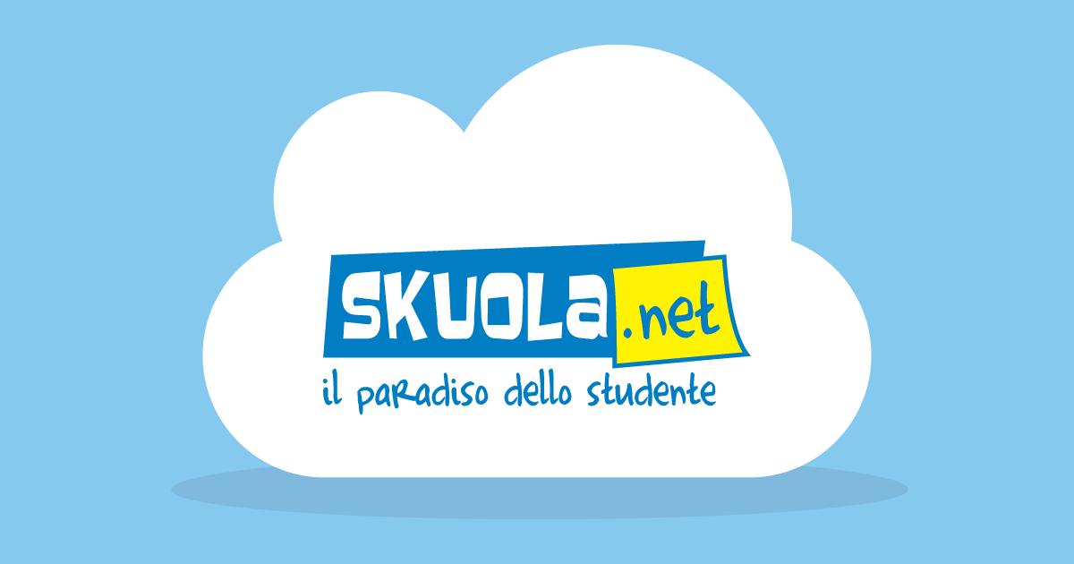 Skuolanet Portale Per Studenti Materiali Appunti E Notizie