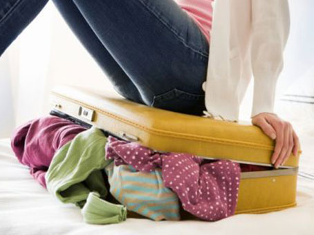 Cose che hai portato in valigia e non hai mai usato for Cose in regalo usato