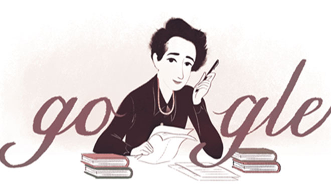 Hannah Arendt, buon 108° compleanno