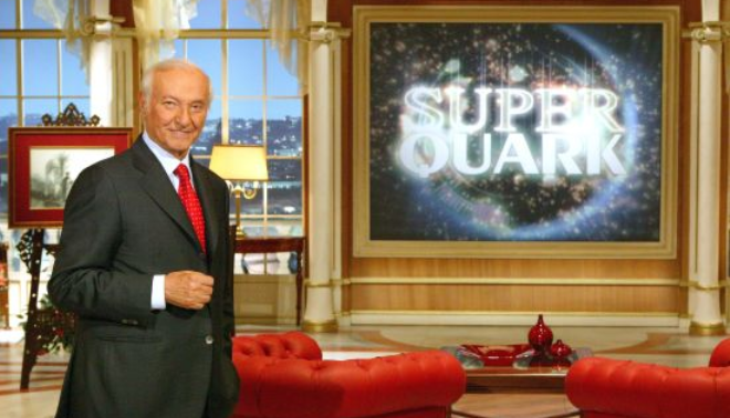 SuperQuark: Piero Angela il prof dell'estate