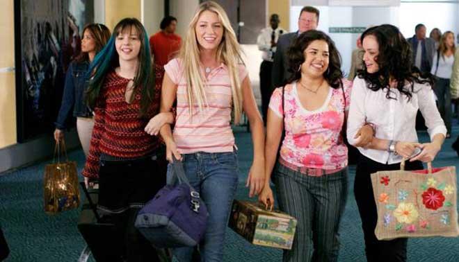 """foto di """"4 amiche e un paio di jeans"""""""