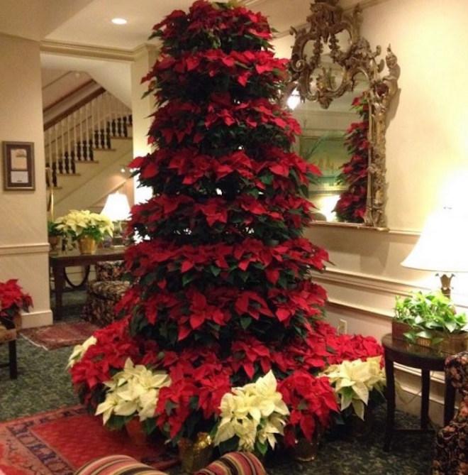 Decorazioni natalizie fai da te 50 idee per decorare la casa e l - Addobbi Per Albero Di Natale In Giardino Ulicam Net