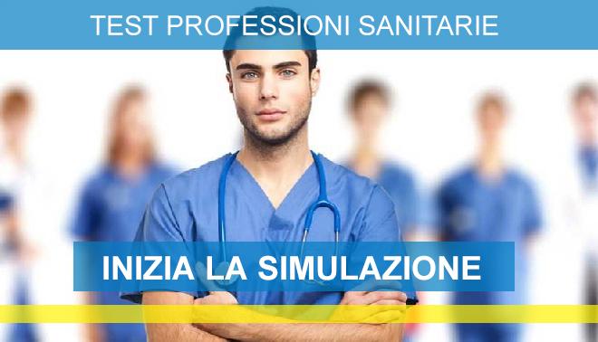 test professioni sanitarie 2017 simulazioni online