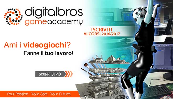 foto di Digital Bros Academy