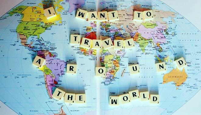 foto di cartina geografica