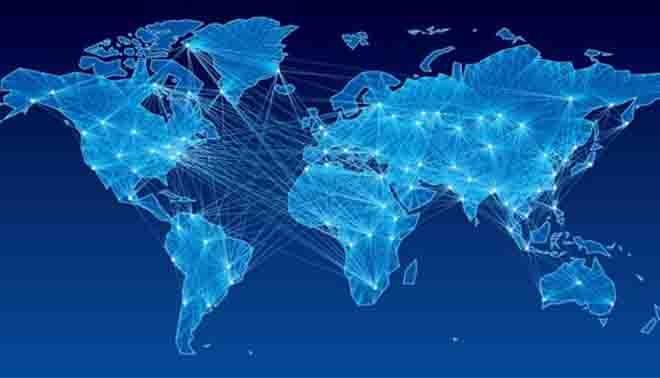Risultati immagini per globalizzazione interconnessione