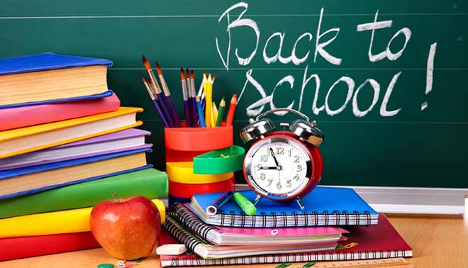foto di Back to School