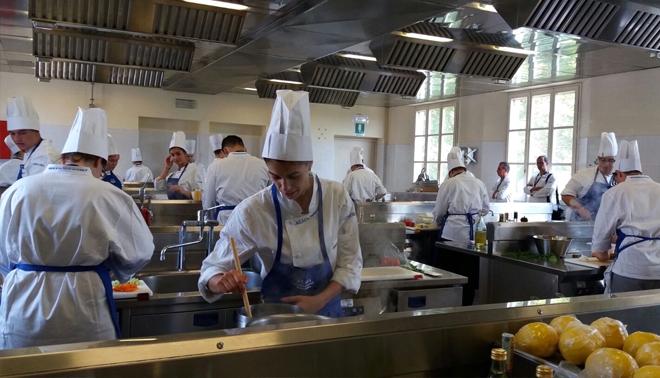 Sei un vero appassionato di cucina questa l esperienza - Scuola di cucina alma ...