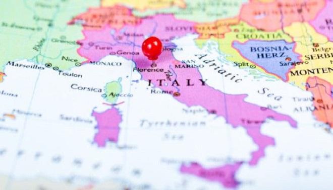 Cartina Italia In Inglese.Sei Italiano Siciliano O Napoletano La Scuola Inglese Divide L Italia