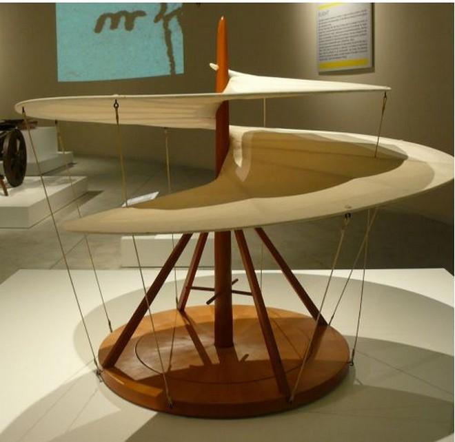 Le Invenzioni Di Leonardo Da Vinci Scoperte Nel Passato