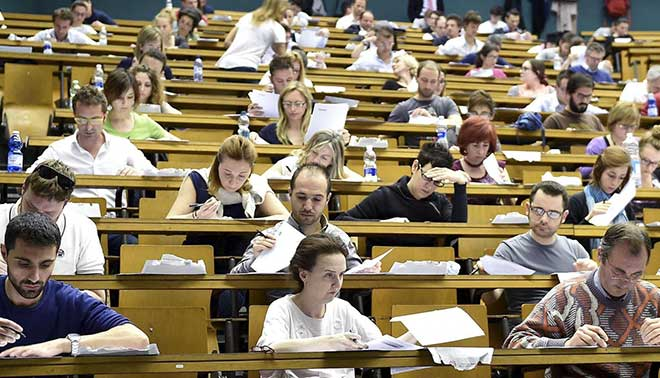 Risultati test medicina 2016 bari for Test ingresso economia