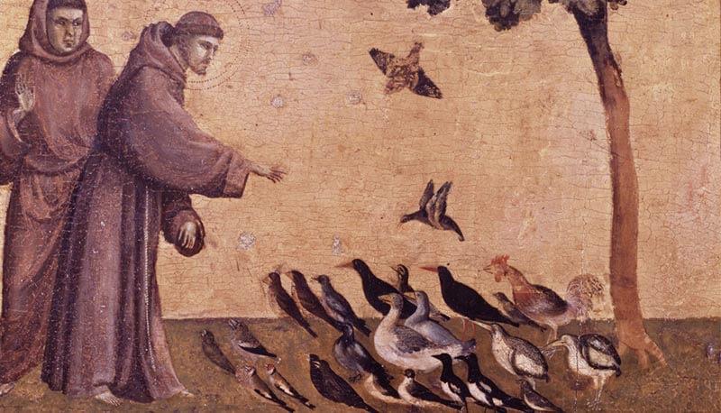Il Cantico delle creature di San Francesco d'Assisi
