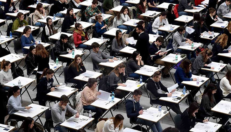 Universit cattolica test medicina 2017 posti for Test ingresso economia