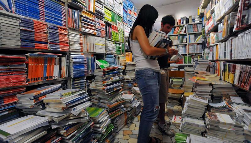 Libri Scolastici usati: dove trovarli nelle città Italiane