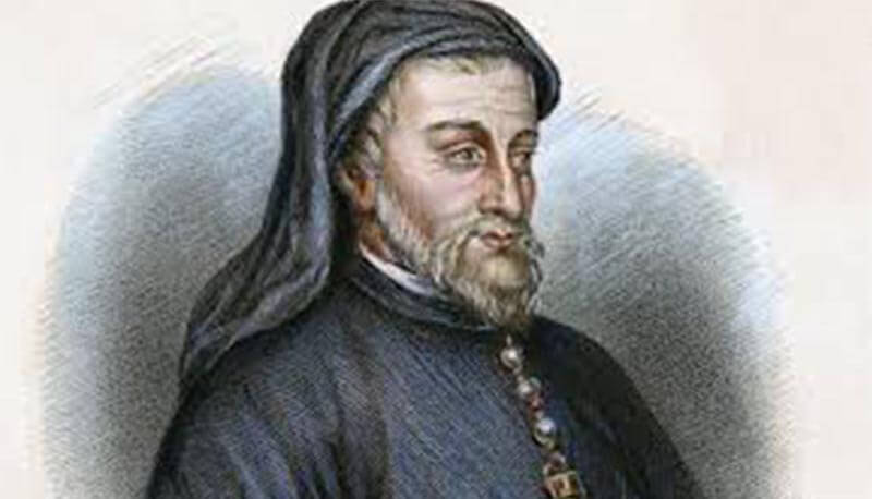 The miller di Chaucer
