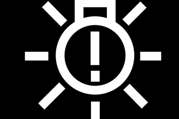 Spie luminose sul cruscotto, ecco il loro significato