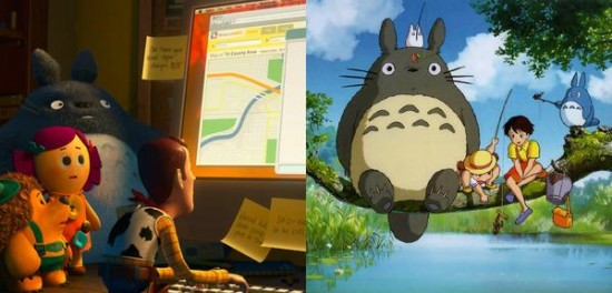 totoro in toy story