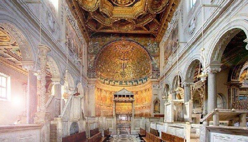 Basilica di S. Clemente a Roma