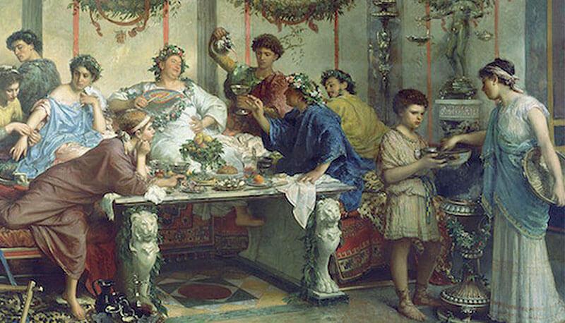Il Matrimonio Romano Versione Latino : Concezione della donna in grecia a roma e nellislam