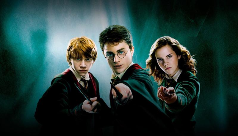 immagine copertina Harry Potter