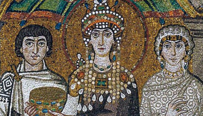 Il Matrimonio Romano Versione Latino : Impero doriente teodora