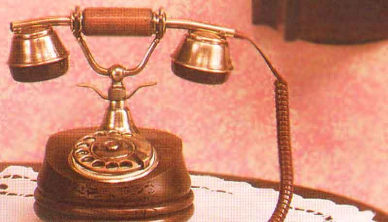 Telegrafo datazione costo