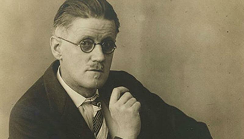James Joyce ezra pound