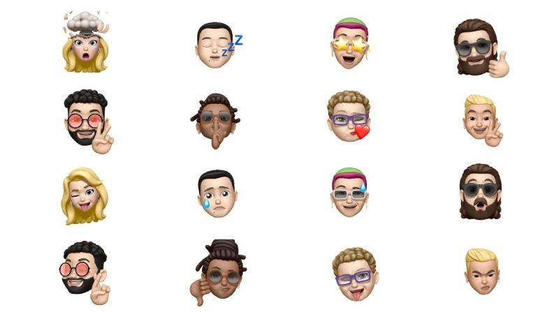 Se i vip fossero Memoji: i tuoi idoli trasformati in sticker WhatsApp!