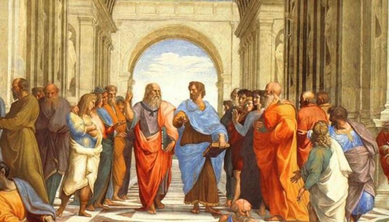 La Credenza Filosofia : Filosofia nascita della