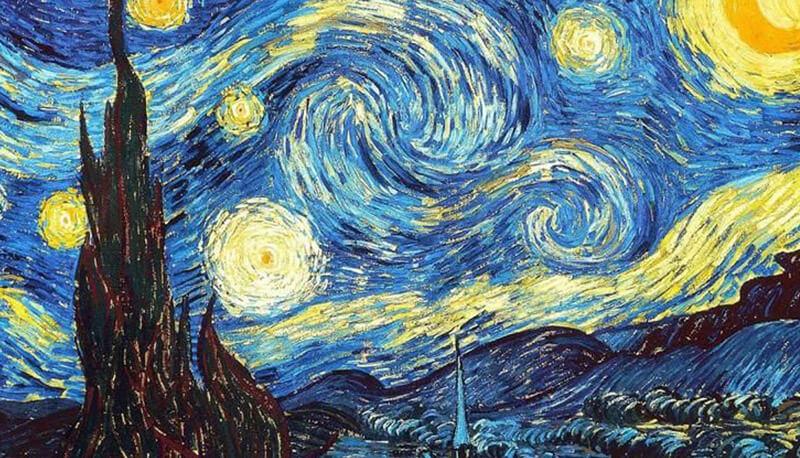 Notte stellata, Van Gogh: analisi del quadro del pittore ...