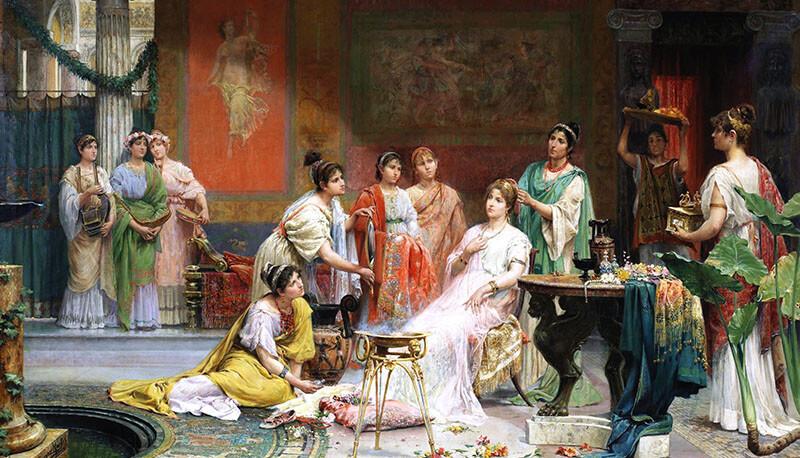 Il Matrimonio Romano Versione Latino : Roma la vita quotidiana a roma