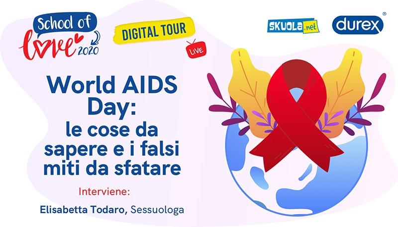 World AIDS Day, le cose da sapere e i falsi miti da sfatare: parliamone con la sessuologa