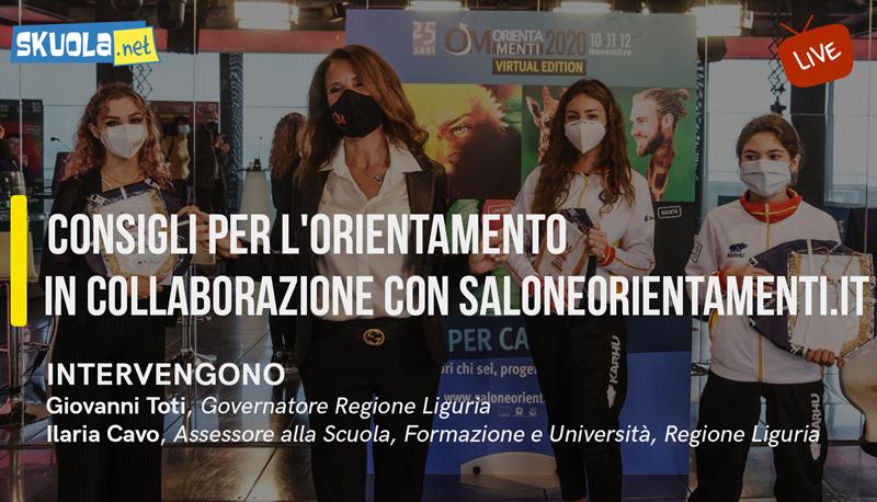 Calendario Scolastico 2021-2022 Liguria Come scegliere il futuro? Consigli per l'orientamento in