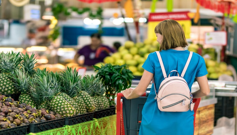 Come fare la spesa ed evitare il contagio? Le regole da seguire