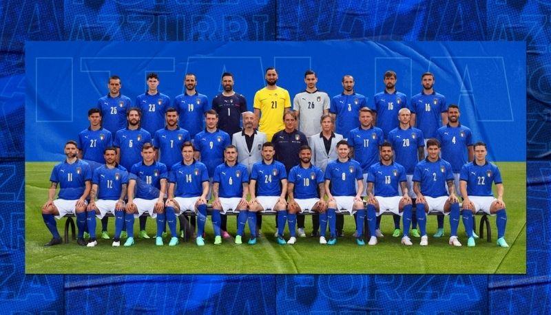 Europei 2021: quali sono i calciatori dell'Italia laureati?