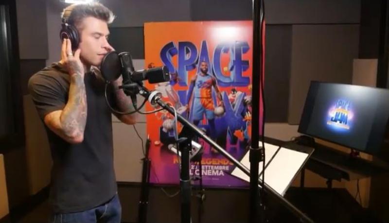 Space Jam 2: i doppiatori italiani, c'è anche Fedez