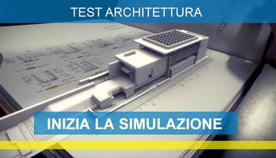 test d 39 ingresso architettura