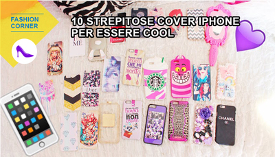 10 strepitose cover iPhone per essere cool