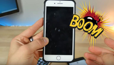 Bastano 3 secondi di video per bloccare iPhone e iPad