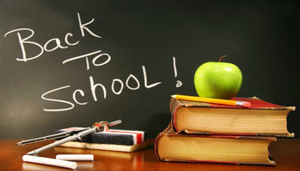 Back to school, oggi via al grande rientro