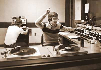 College Radio Day: studenti on air