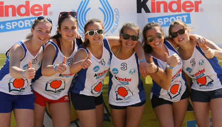 Beach&Volley School: 6mila studenti in gita