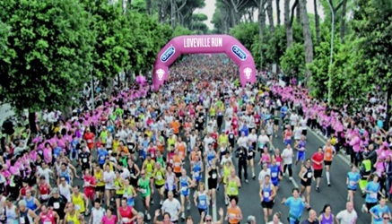 Durex Loveville Run: la maratona dell'amore