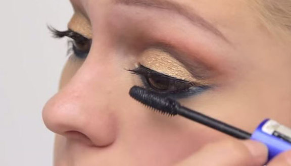 Make up per un Capodanno super colorato!