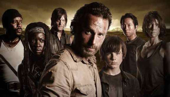 The Walking Dead: 7 foto che vi stupiranno