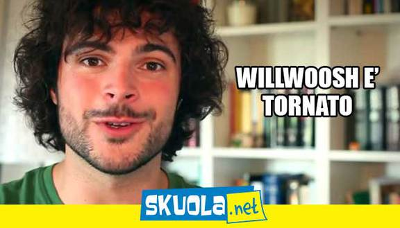 Willwoosh è tornato: il nuovo video