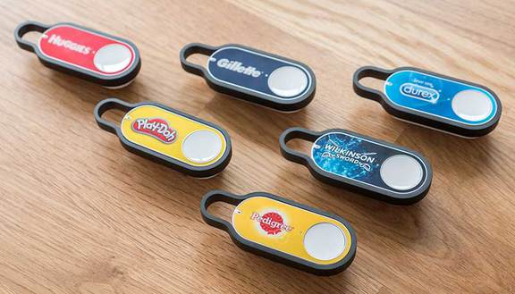 Dash Button: biscotti e... profilattici in un click