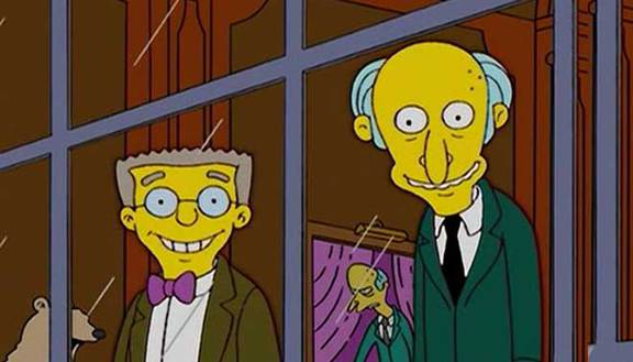 I Simpson: Smithers fa coming out