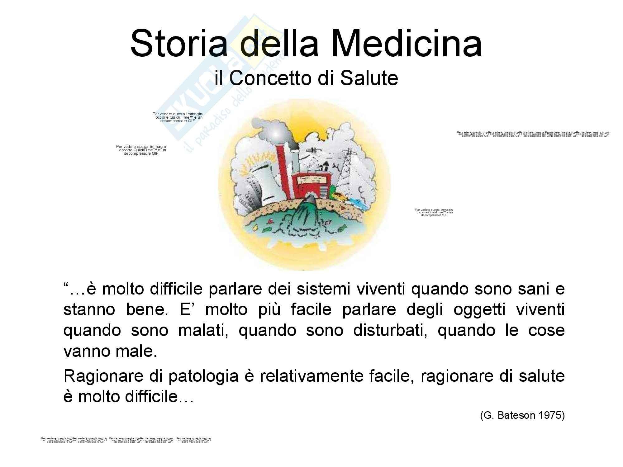 Storia della medicina - La salute Pag. 6