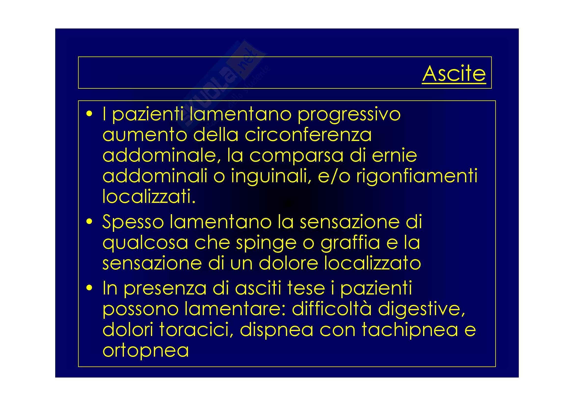 Gastroenterologia - Complicanze Cirrosi Pag. 26